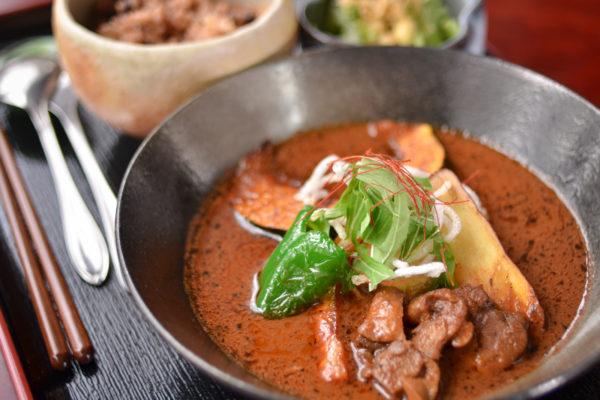 小樽地鶏のスープカレー