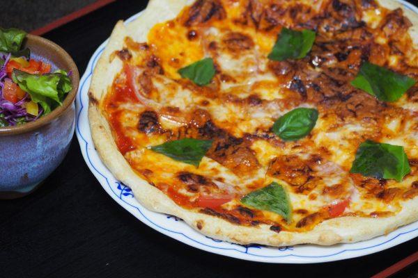 道産小麦のピザランチ